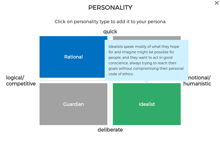 cjm-personality-based-design