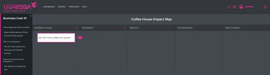 impact-map-goal