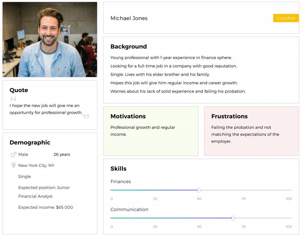 employee-persona-example
