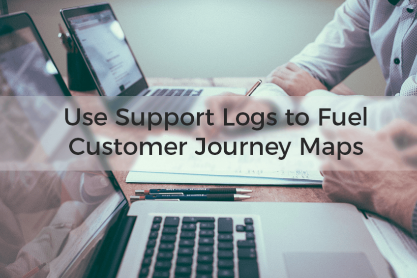 support-logs-customer-journey-mapping
