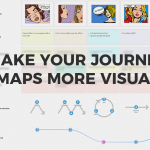 Make Customer Journey Maps Visual