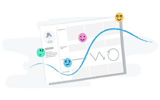 make your customer journey maps more visual