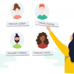 Multiple Personas on One Customer Journey Map