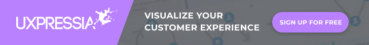 visualize your customer experience