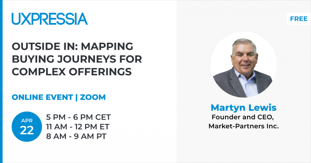 Mapping buying journeys