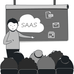 SaaS customer journey aware stage