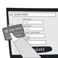 SaaS customer journey billing stage