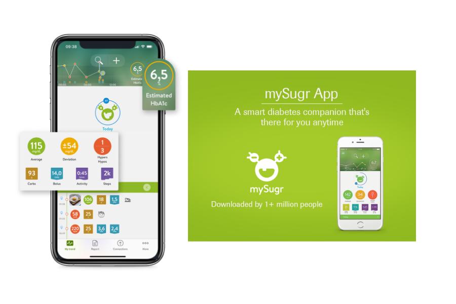 MySugr app